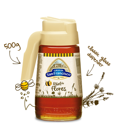 500 gr Blossom  <br>Honey