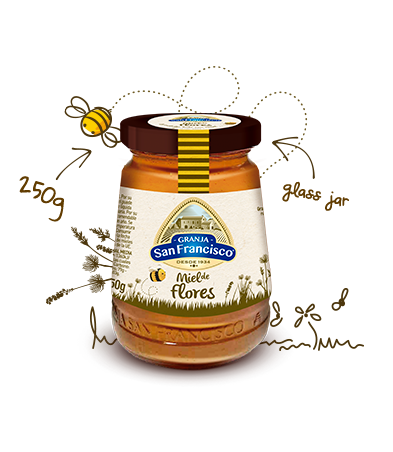 250 gr Blossom <br>Honey